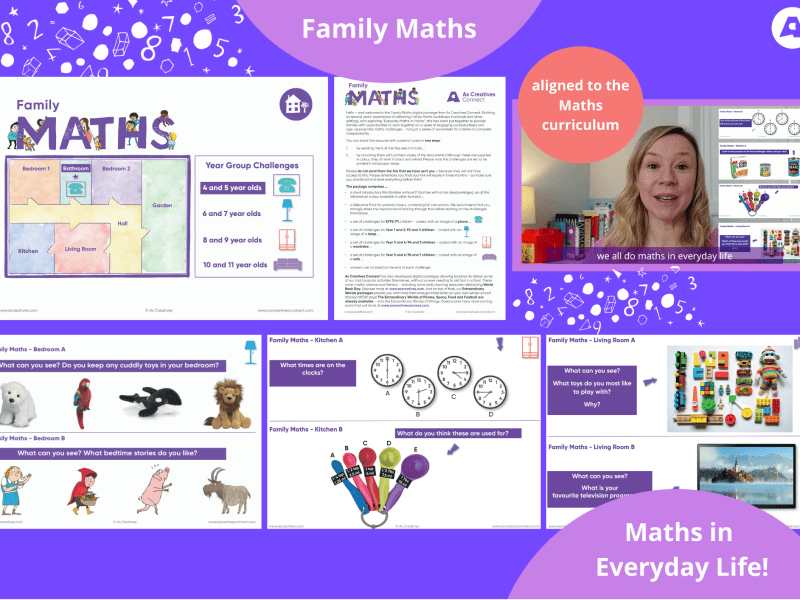 Family Maths Workshops – A Creative Approach to Securing Parental Support for Maths Priorities