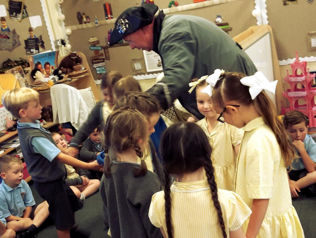 Science workshops for schools