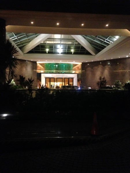 One World Hotel Malaysia and my new home for the next week