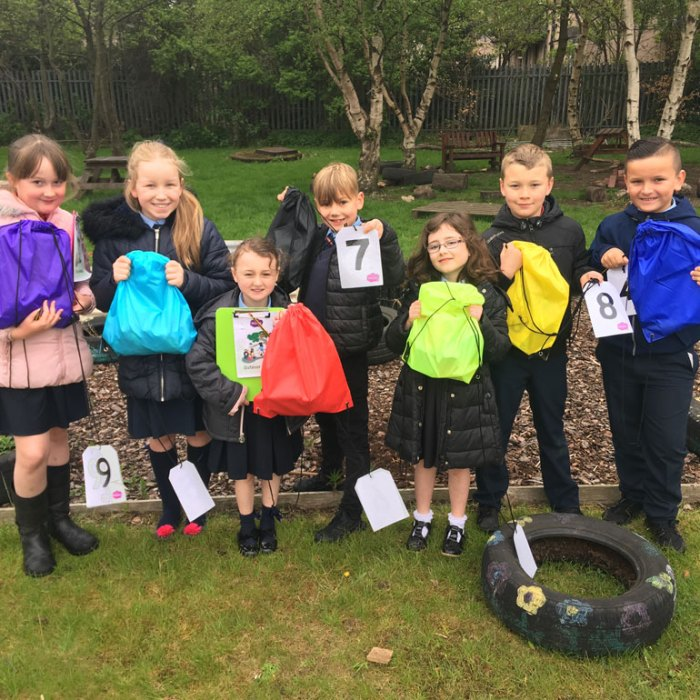 Outdoor Maths Trail – Outdoor Maths Resource – Now Available to Buy