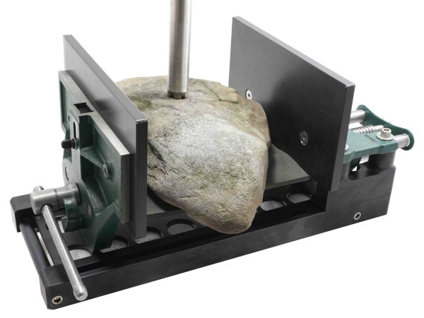 Drill Press Rock Vise