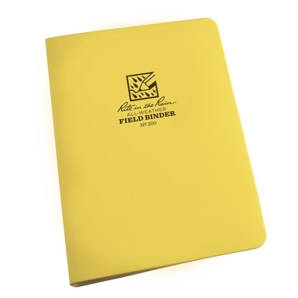 Field Ring Binder