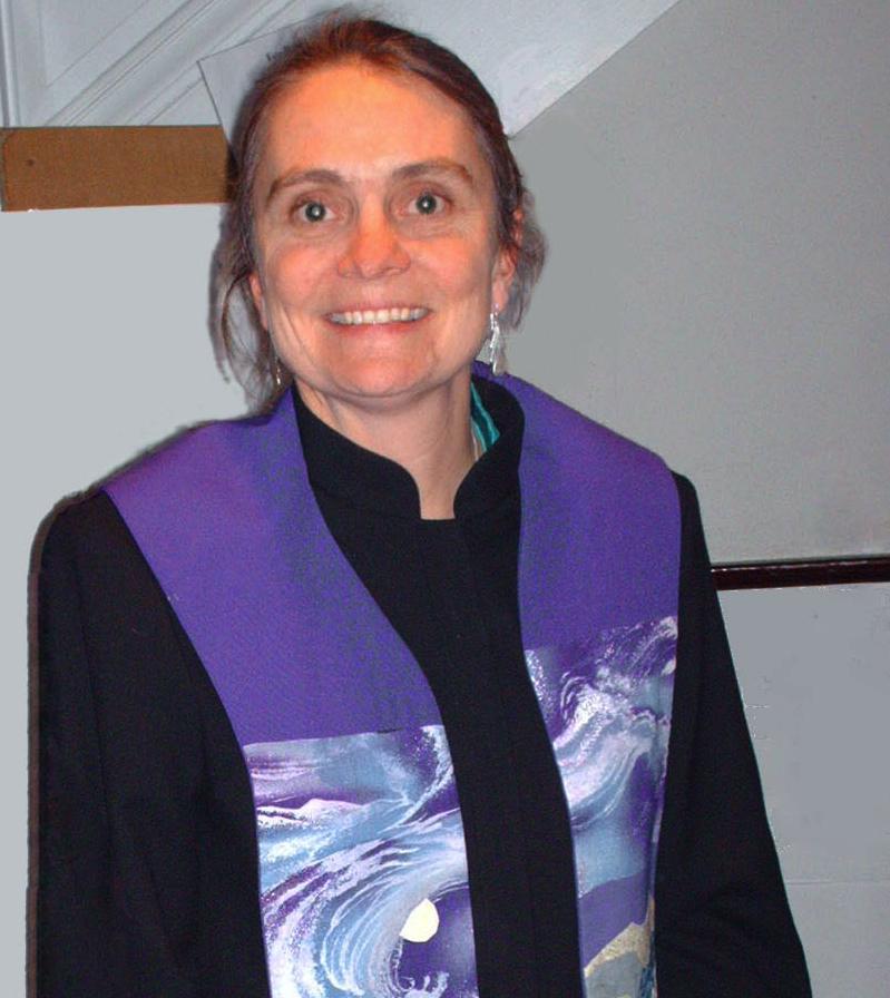Rev. Telos Whitfield