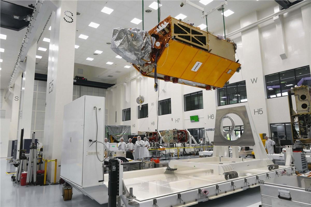 Resultado de imagen para Airbus Copernicus Sentinel-6A
