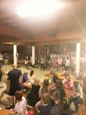 torneo Agorà 2015 - serate area ristoro