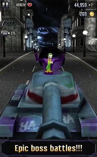 Batman Amp The Flash Hero Run بازی بتمن برای آندروید ای