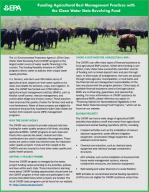 EPA CWSRF Fact Sheet