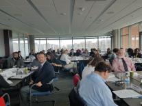 Workforce meeting photo