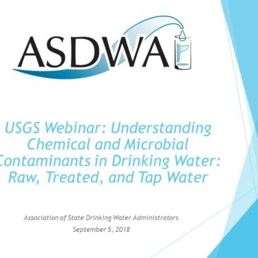 Understanding Chemical and Microbial Contaminants in Drinking Water: Raw, Treated, and Tap Water