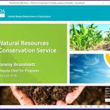 SWC Learning Exchange Webinar Series: Conservation Funding Drinking Water Utilities Partnering for Success