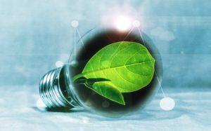 Grüne Energie rund ums Haus