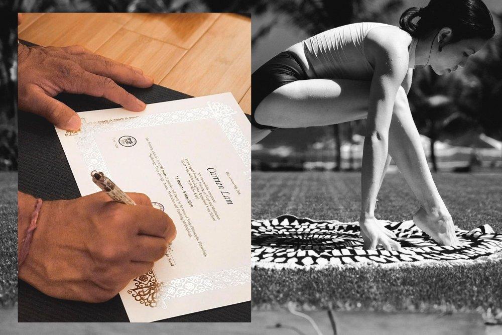 瑜伽導師課程 Yoga Teacher Training Hong Kong
