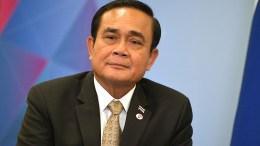 Thai Prime Minister Prayut Chan-o-cha