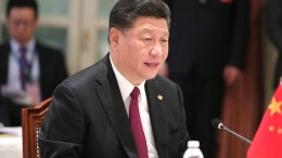 Xi Jinping speaks