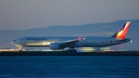 Philippines Airlines Boeing 777 -300
