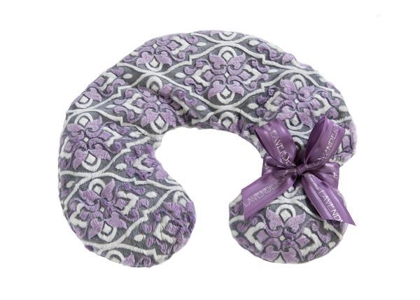 sonoma lavender valencia neck pillow