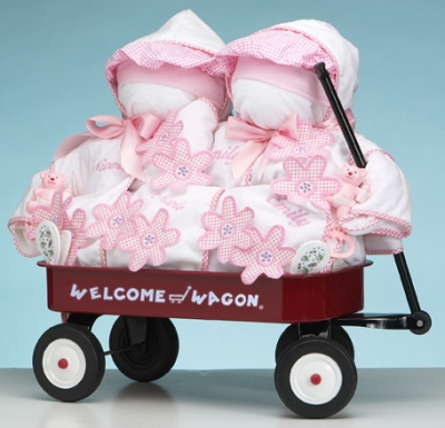 girls deluxe welcome wagon