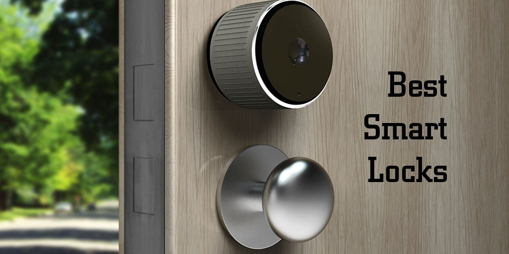 The 5 Best Smart Locks of 2019  ASecureLifecom