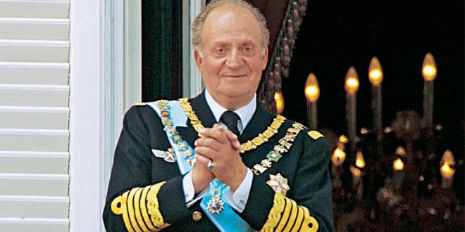 El rey de España,Juan Carlos I, ha decidido abdicar