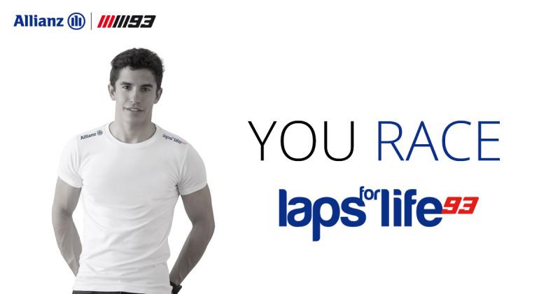 Allianz Laps for Life 93