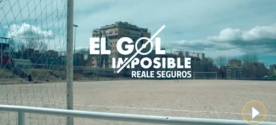 el gol Imposible de Reale Seguros