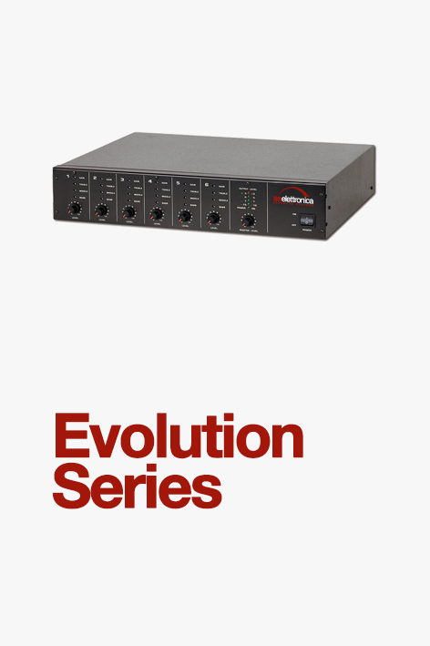 mixer evolution series