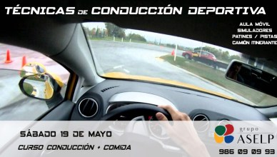 curso tecnicas conduccion
