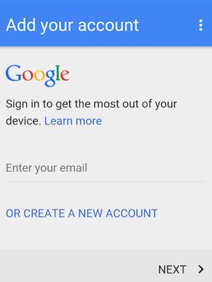 ABC Servis racunara i mobilnih telefona - Google nalog otvaranje