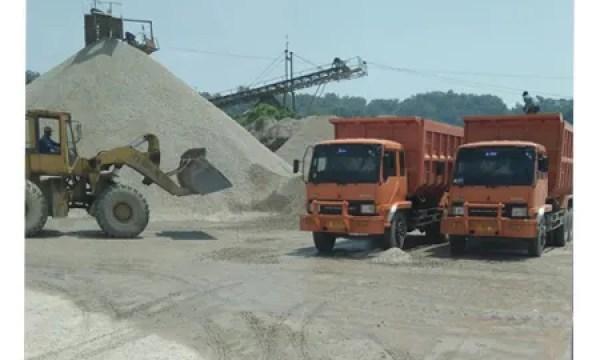 Supplier Material Alam