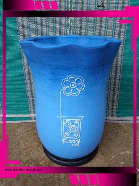 pot bunga model terbaru