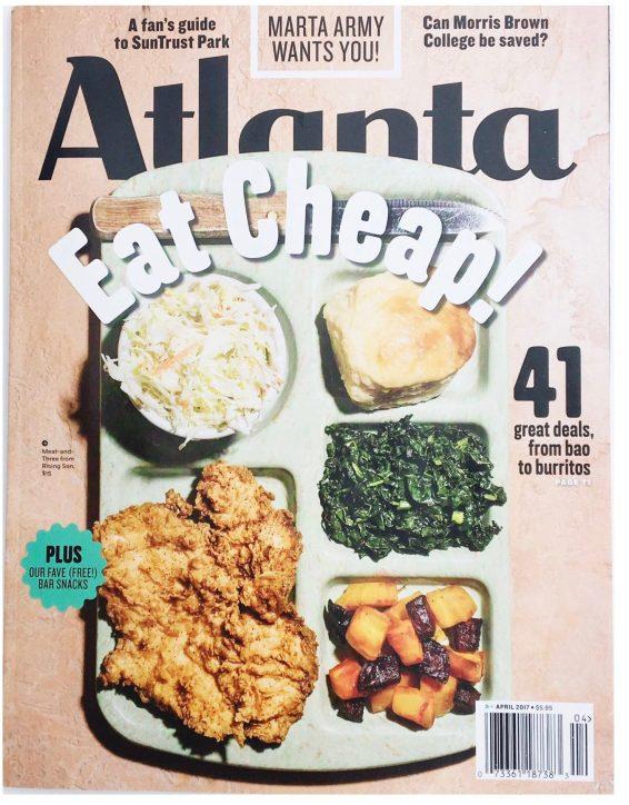 Atlanta Magazine 2017