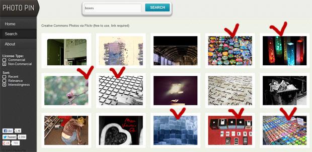 photo pin screenshot