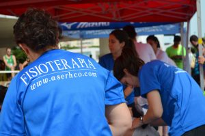 Fisioterapia deportiva en Zaragoza