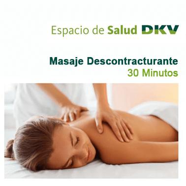 masaje descontracturante fisioterapia Zaragoza