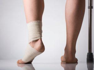 tratamiento esguince de tobillo