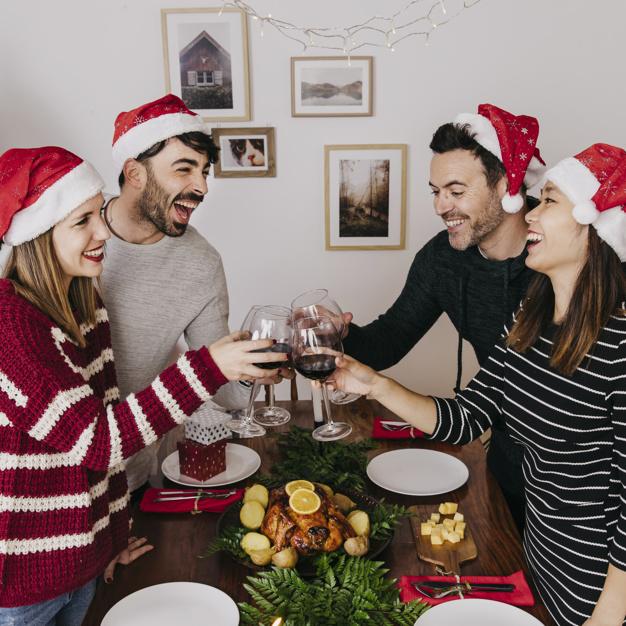 7 trucos para prevenir atracones en Navidad
