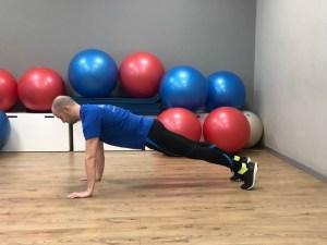 Flexiones, 5 ejercicios para ponerse en forma