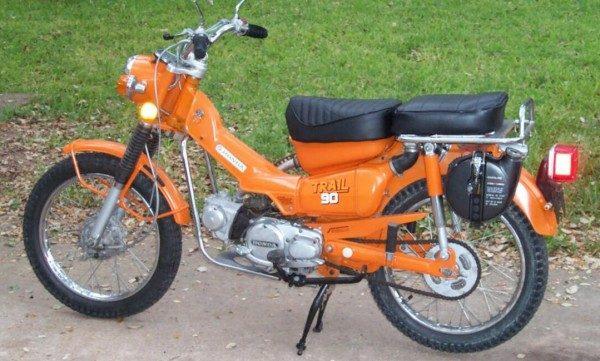 1968 Honda 90 Owners Manual