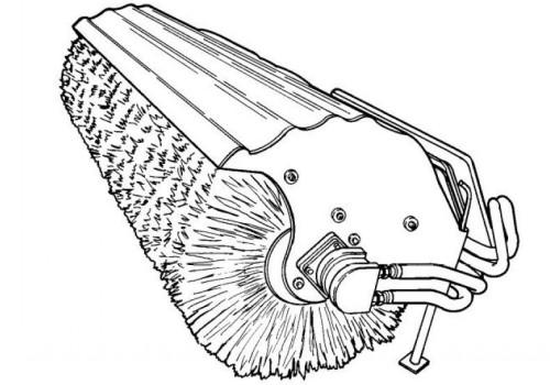 Bobcat Angle Broom Service Repair Manual #1