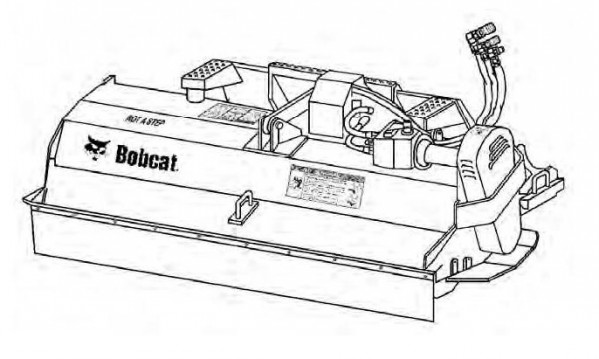 Bobcat Flail Cutter Service Repair Manual