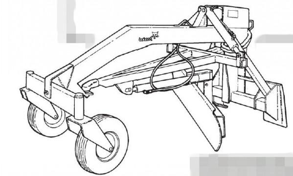Bobcat Grader Service Repair Manual #1