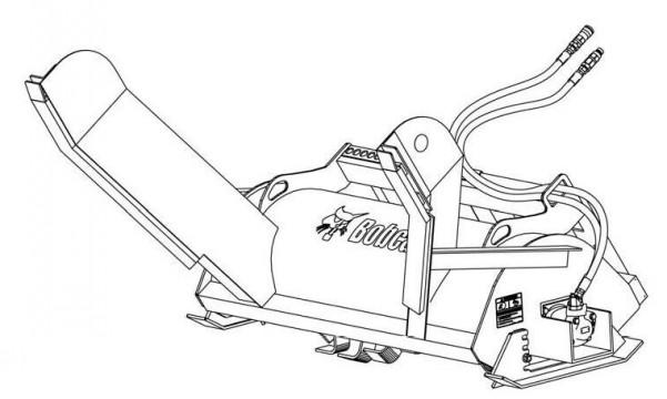 Bobcat Asphalt Processor Service Repair Manual (S/N