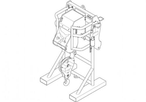 Bobcat Hoisting Winch Service Repair Manual