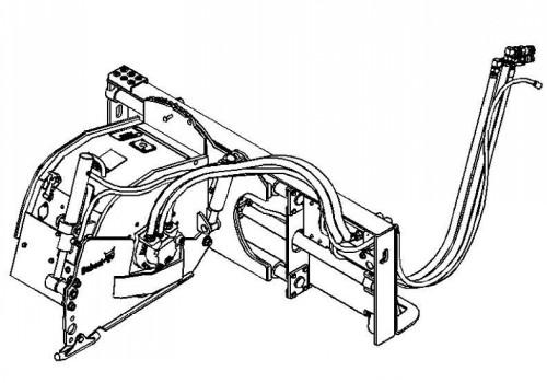 Bobcat Planer Service Repair Manual #2