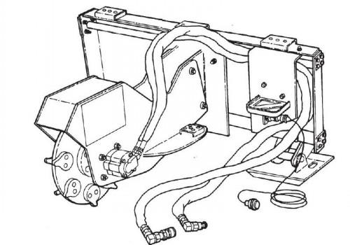 Bobcat SG25 SG50 Stump Grinder Service Repair Manual