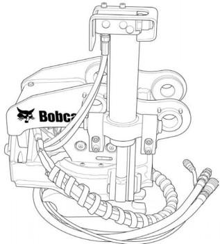 Bobcat Tiltrotator Service Repair Manual