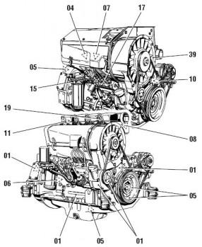 Deutz Fahr 912 913 Engine Service Repair Manual