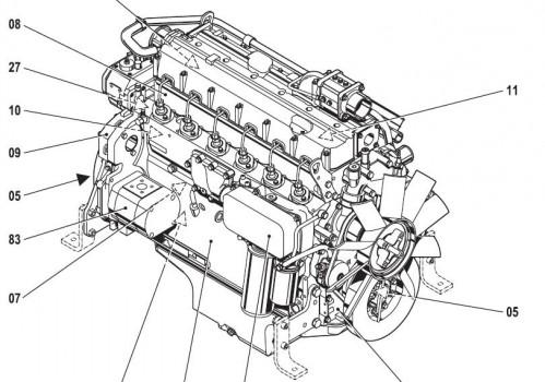 Deutz Fahr BFM 2012 Engine Service Repair Manual