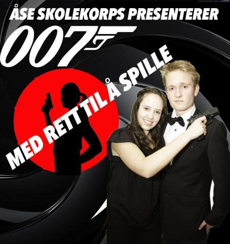 007 - Med rett til å spille
