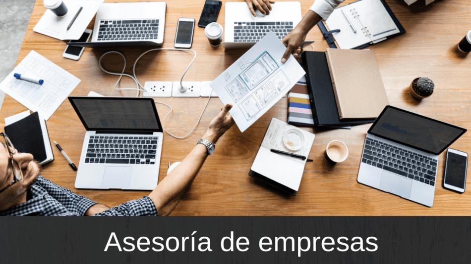 Asesoría de empresas online